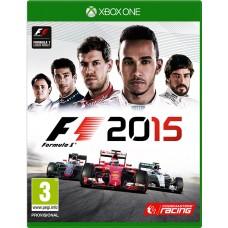 F1 2015 (Rally)