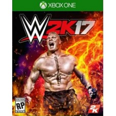 WWE 2K17 (Sport / Fighting)