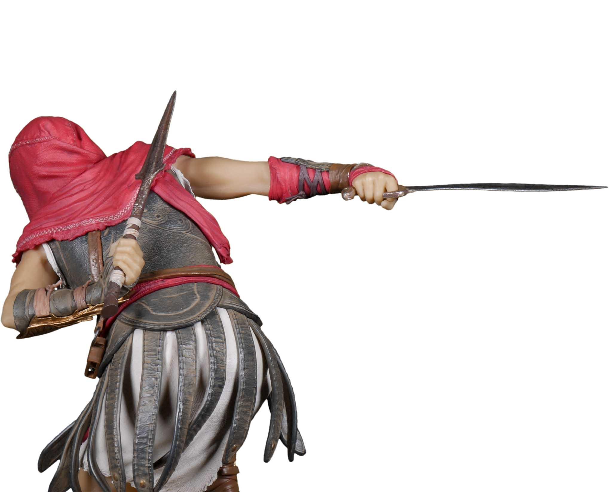 Assassin Creed Odyssey Alexios Kassandra Figure